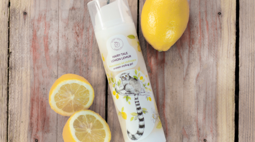 hairy tale cosmetics lemon lemur