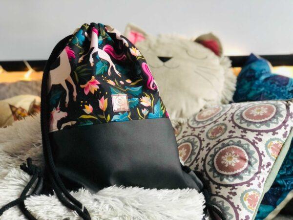 hairy tale plecak jednorożcowy