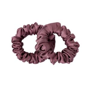 mini hairy tale hairwear scrunchie rosa antigua